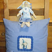 Для дома и интерьера handmade. Livemaster - original item Set in the nursery. Handmade.