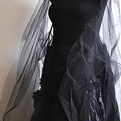 """Одежда ручной работы. Ярмарка Мастеров - ручная работа Юбка  """" Black star """". Handmade."""