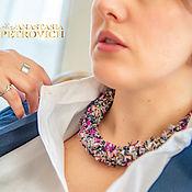 handmade. Livemaster - original item Necklace :