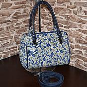 handmade. Livemaster - original item Model 30 Compact bag made of genuine leather. Handmade.