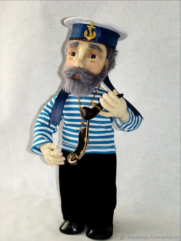 Боцман -подарок моряку, Мягкие игрушки, Нахабино,  Фото №1