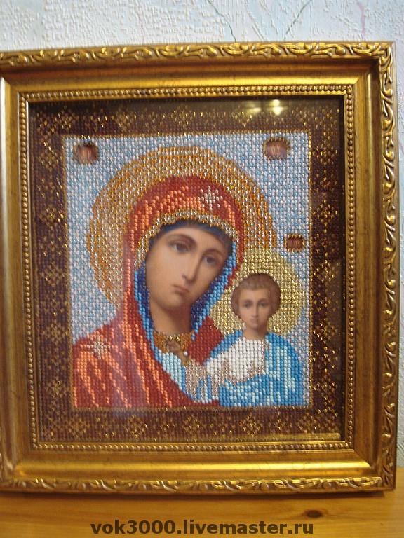 Икона Казанской Божьей Матери, Иконы, Воронеж, Фото №1