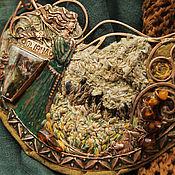 """Украшения ручной работы. Ярмарка Мастеров - ручная работа """"Scealta de Emerald Oilean""""  колье. Handmade."""