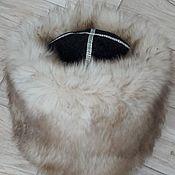 Шапки ручной работы. Ярмарка Мастеров - ручная работа Головные уборы: Шапка папаха из овчины. Handmade.