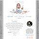 Баннеры для Магазинов мастеров ручной работы. Ярмарка Мастеров - ручная работа. Купить Оформление блога на заказ. Handmade. Голубой