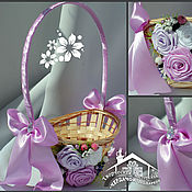 Подарки к праздникам handmade. Livemaster - original item Basket for gifts. Handmade.
