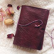 Канцелярские товары handmade. Livemaster - original item Softbook in Oriental style. Handmade.