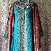 Русский стиль ручной работы. Ярмарка Мастеров - ручная работа Русский костюм для дочери. Handmade.