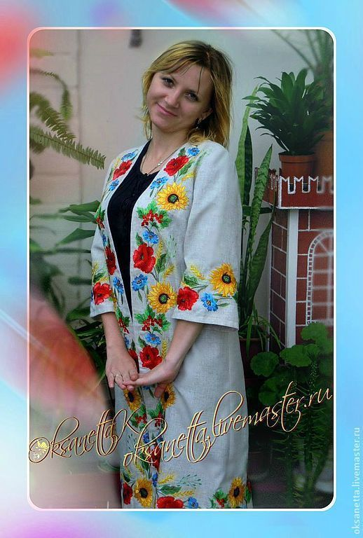 cardigans: cardigan 'SUMMER EVENING', Cardigans, Zaporozhye,  Фото №1