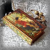 Для дома и интерьера handmade. Livemaster - original item The box-book