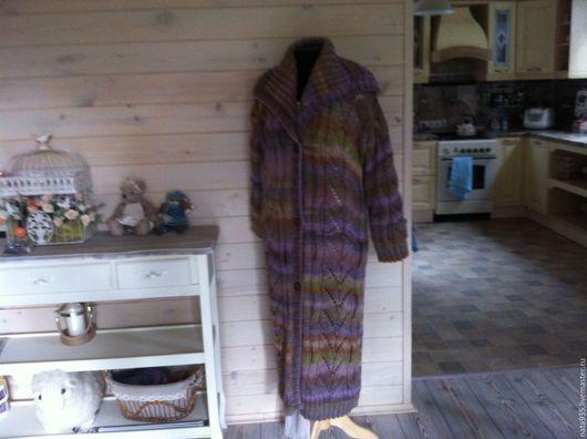 """Верхняя одежда ручной работы. Ярмарка Мастеров - ручная работа. Купить Пальто """"Осенний кантри"""". Handmade. Пальто женское, пальто"""