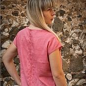 Одежда ручной работы. Ярмарка Мастеров - ручная работа Блуза Молвинец. Handmade.