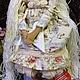 Человечки ручной работы. Кукла Иванка. Darya Ve (Belvederestile). Ярмарка Мастеров. Текстильная игрушка, кукла в подарок, бязь тонированная