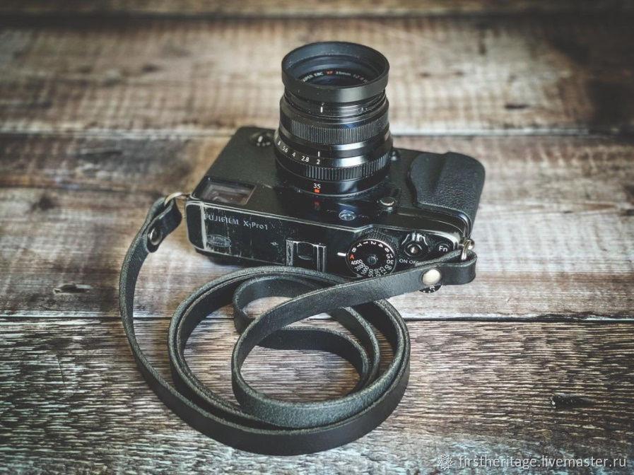 Ремень для фотоаппарата, Ремни, Москва,  Фото №1