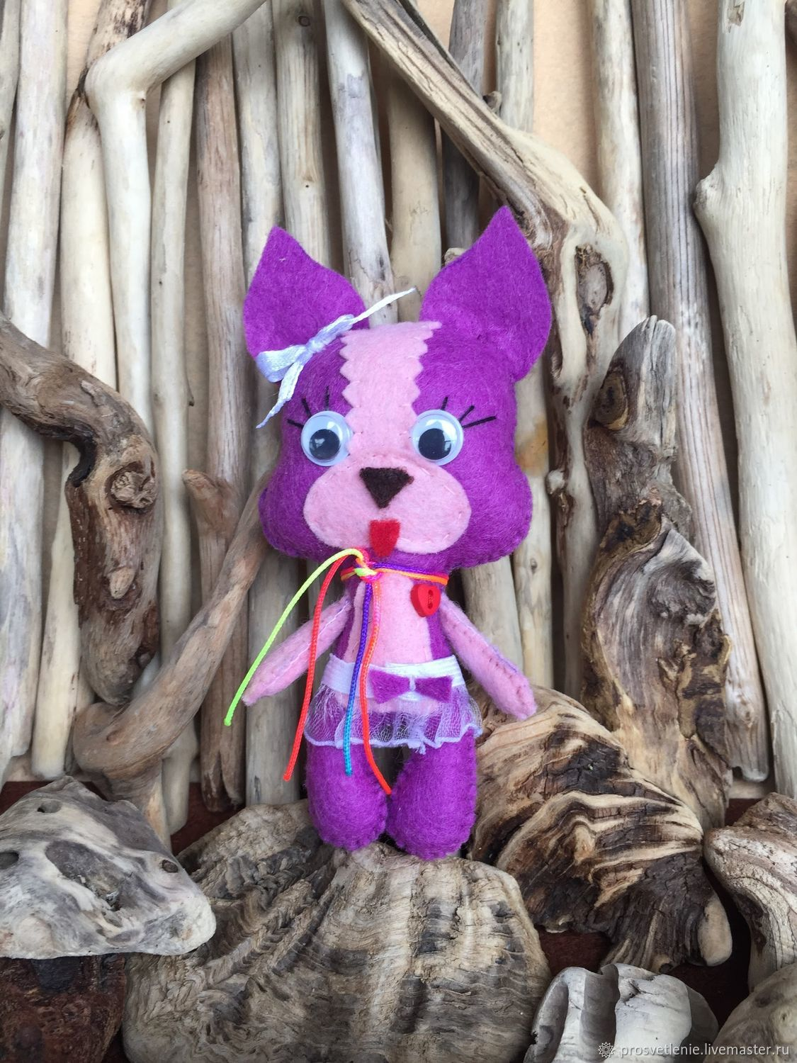 The dog toy is a symbol of 2018 talisman pendant in the car shop toy out of to buy a toy handmade symbol of 2018 at the fair masters buycottarizona Gallery