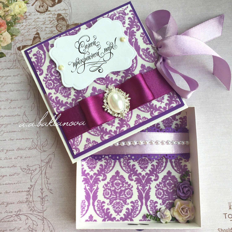 Коробка открытка своими руками на свадьбу 57
