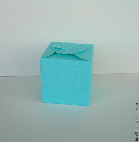 Упаковка ручной работы. Ярмарка Мастеров - ручная работа. Купить Коробки для подарков. Handmade. Бирюзовый, коробки для подарков, упаковка