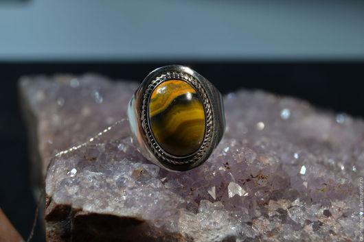 Кольца ручной работы. Ярмарка Мастеров - ручная работа. Купить -35 % Кольцо из яшмы шмелинной. Handmade. Комбинированный