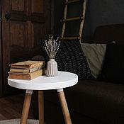 Для дома и интерьера handmade. Livemaster - original item Side table. Handmade.