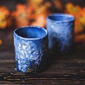 Посуда ручной работы. Ярмарка Мастеров - ручная работа Драконьи стаканы. Handmade.