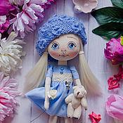 """Куклы и игрушки ручной работы. Ярмарка Мастеров - ручная работа Авторская кукла """"Лапочка-доченька"""". Handmade."""
