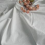 Материалы для творчества ручной работы. Ярмарка Мастеров - ручная работа Ткань хлопок  жаккард №12. Handmade.