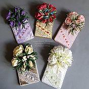 Цветы и флористика ручной работы. Ярмарка Мастеров - ручная работа Упаковка (оформление) шоколада. Handmade.