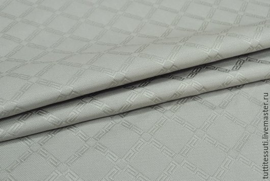 Шитье ручной работы. Ярмарка Мастеров - ручная работа. Купить Ткань для сумок 20-003-2059. Handmade. Серый