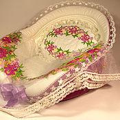 handmade. Livemaster - original item Cradle for dolls PROVENCE. Handmade.
