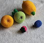 Куклы и игрушки handmade. Livemaster - original item Fruits, berries. Handmade.