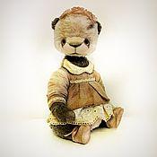 Куклы и игрушки ручной работы. Ярмарка Мастеров - ручная работа Мишка Соня. Handmade.