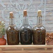 Для дома и интерьера ручной работы. Ярмарка Мастеров - ручная работа Ферментированные листья вишни, яблони, кипрея. Handmade.