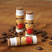 """Косметика ручной работы. Ярмарка Мастеров - ручная работа Шоколадный бальзам """"Кофе. Handmade."""