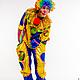 Карнавальные костюмы ручной работы. костюм клоуна,клоунессы. наталья (ppoprct). Ярмарка Мастеров. Дети, карнавальный костюм