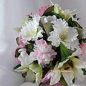 Для дома и интерьера handmade. Livemaster - original item Bouquet lamp