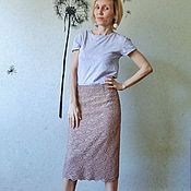 Одежда handmade. Livemaster - original item Skirt video