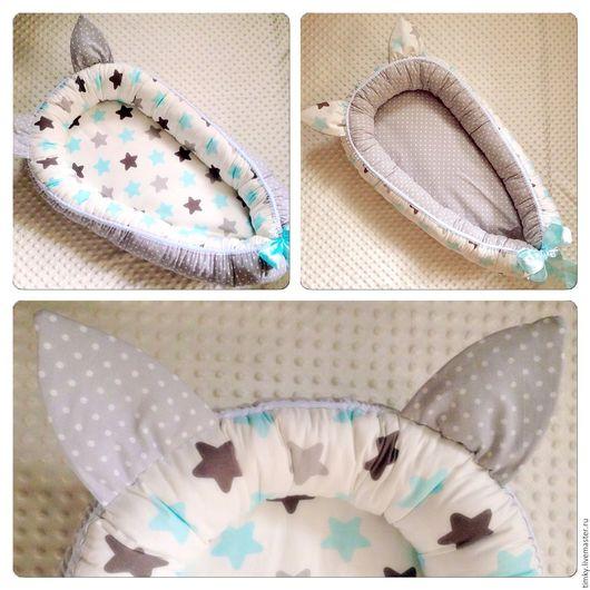 """Для новорожденных, ручной работы. Ярмарка Мастеров - ручная работа. Купить Кокон """"Baby Nest"""" для новорожденного.. Handmade. Кокон для новорожденного"""
