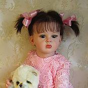 Куклы и игрушки ручной работы. Ярмарка Мастеров - ручная работа Кукла реборн Мальвина. Handmade.