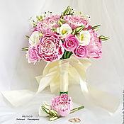 Свадебный салон handmade. Livemaster - original item Wedding bouquet