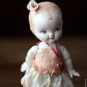 Куклы и игрушки ручной работы. Ярмарка Мастеров - ручная работа Love-child. кукла в стиле антикварочки. Handmade.
