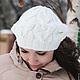Шапка, шапки, шапка женская, шапка вязаная, шапки женские, шапки вязаные, шапки белые, шапка шерстяная, шапка берет, берет шапка.