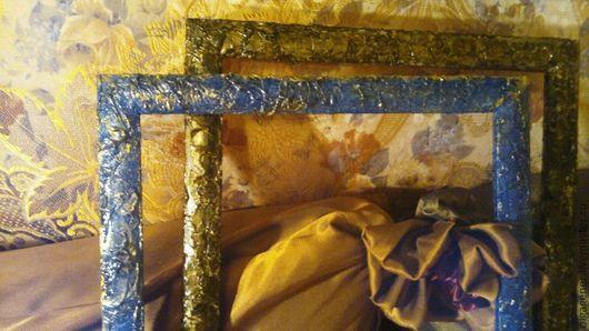 Фоторамки ручной работы. Ярмарка Мастеров - ручная работа. Купить Багет деревянный любого цвета на заказ (простой). Handmade. Багет