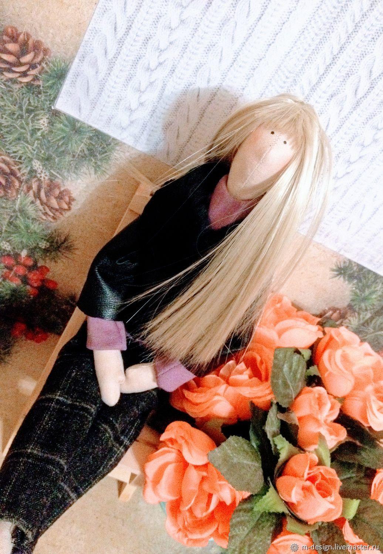 Fake Christina, Tilda Dolls, Rostov-on-Don,  Фото №1