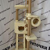 Когтеточки ручной работы. Ярмарка Мастеров - ручная работа Когтеточка для кошек. Handmade.