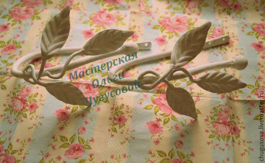 """Текстиль, ковры ручной работы. Ярмарка Мастеров - ручная работа. Купить Подхваты для штор """" Лиана"""". Handmade. Белый"""