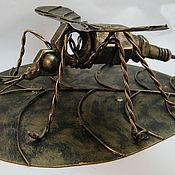 Сувениры и подарки handmade. Livemaster - original item The mosquito. Handmade.