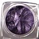 Декоративные минеральные тени купить, минеральная косметика купить, набор минеральной косметики, тени для век купить, фиолетовый, фиолетовые тени купить