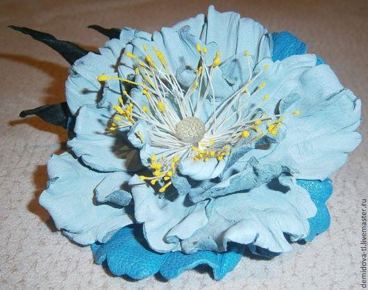 """Броши ручной работы. Ярмарка Мастеров - ручная работа. Купить """"Голубка"""". Handmade. Тёмно-бирюзовый, брошь ручной работы, аксессуары"""