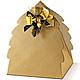Новый год 2017 ручной работы. Коробки подарочные новогодние большие - ёлочки. Элитная подарочная упаковка. Интернет-магазин Ярмарка Мастеров.