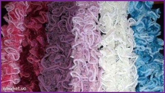 шарфик от мастерицы Эльвиры